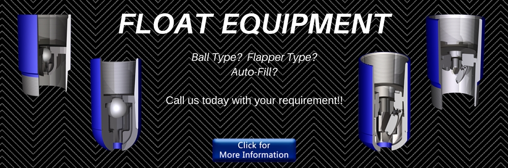 Float Equipment black